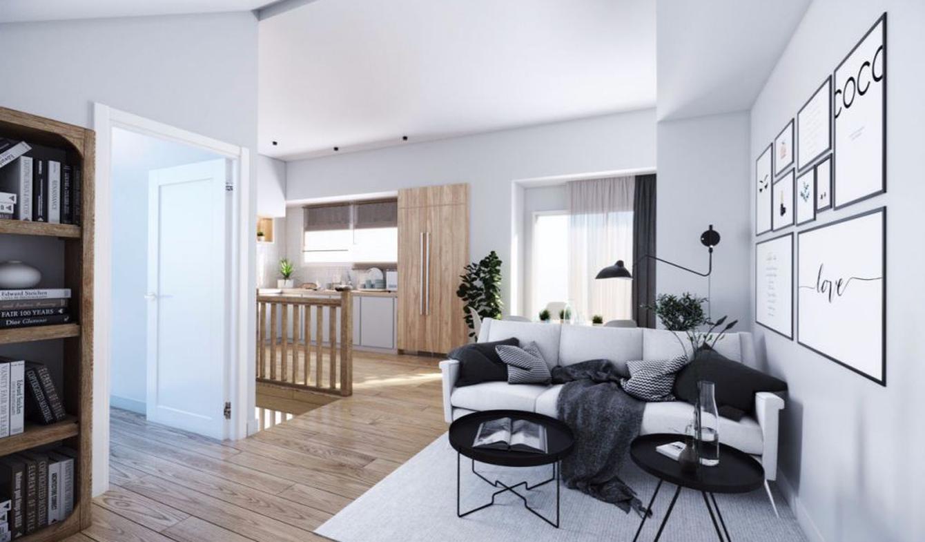Appartement avec terrasse Cenon
