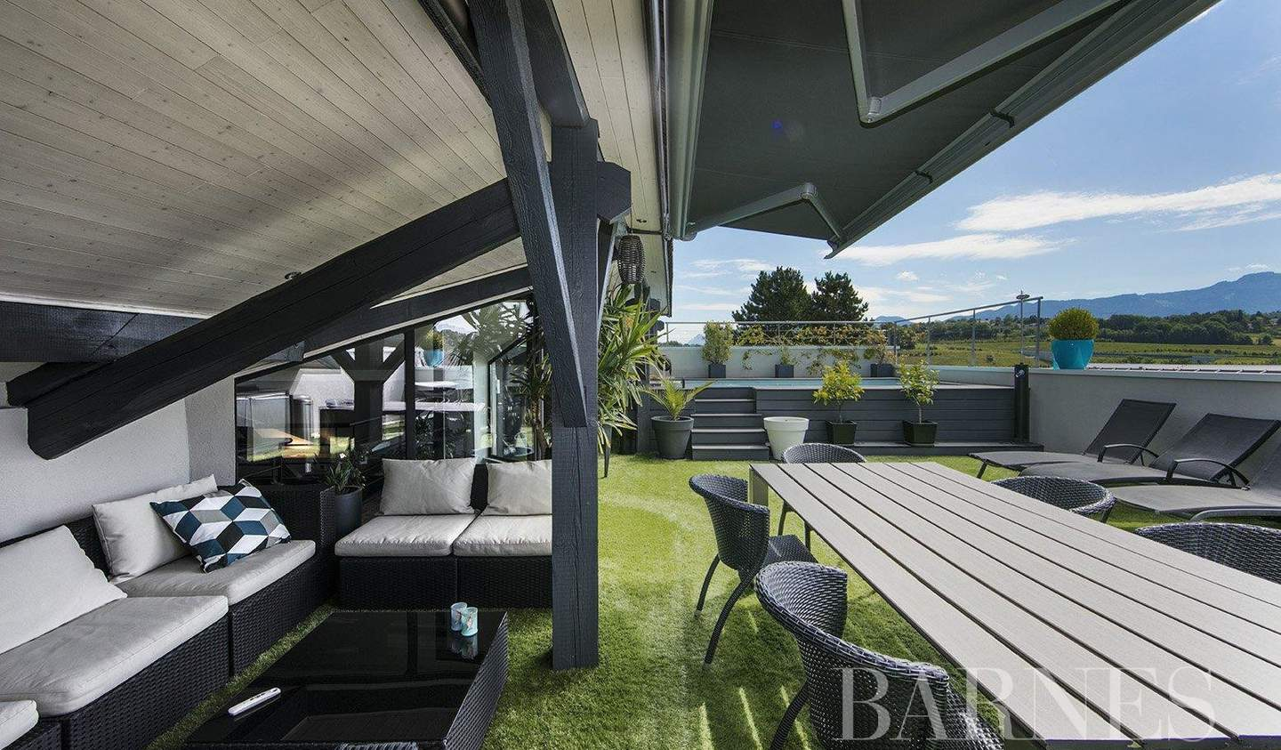 Loft with terrace Annecy