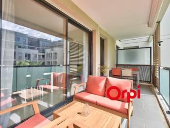 Appartement 4 pièces 94,11 m2