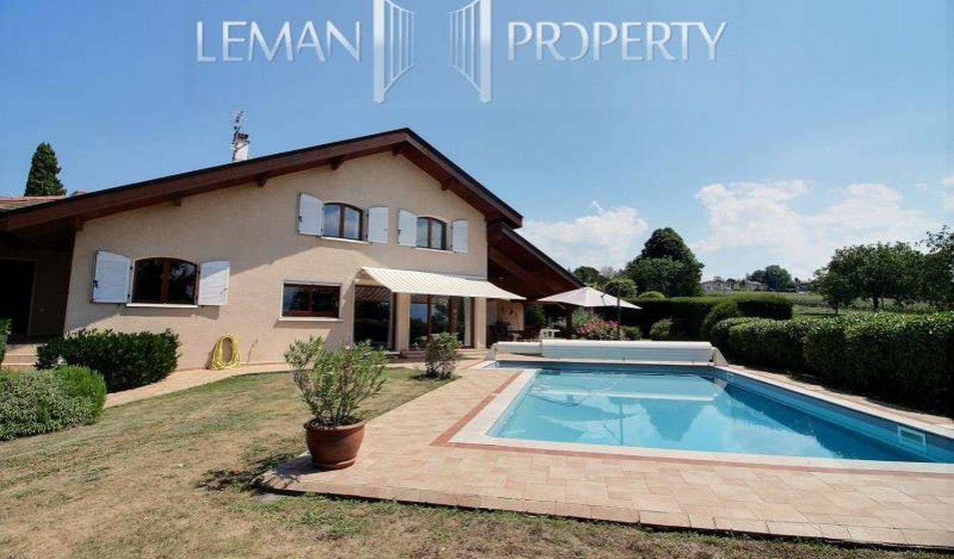 Villa avec piscine Messery
