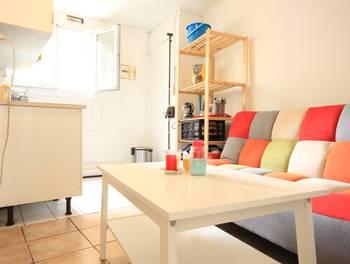 Appartement meublé 2 pièces 27,59 m2