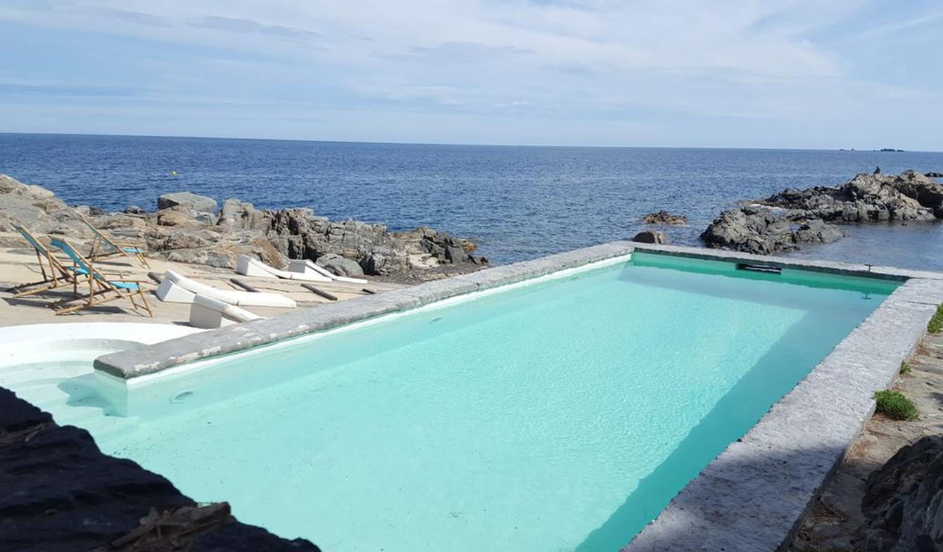 Villa avec piscine en bord de mer Llafranc
