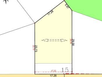Terrain 511 m2