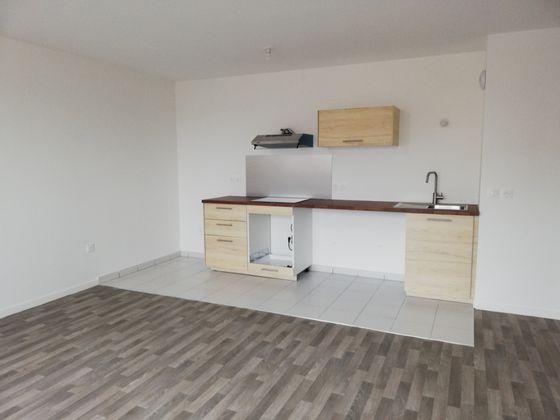 Location appartement 2 pièces 51,1 m2