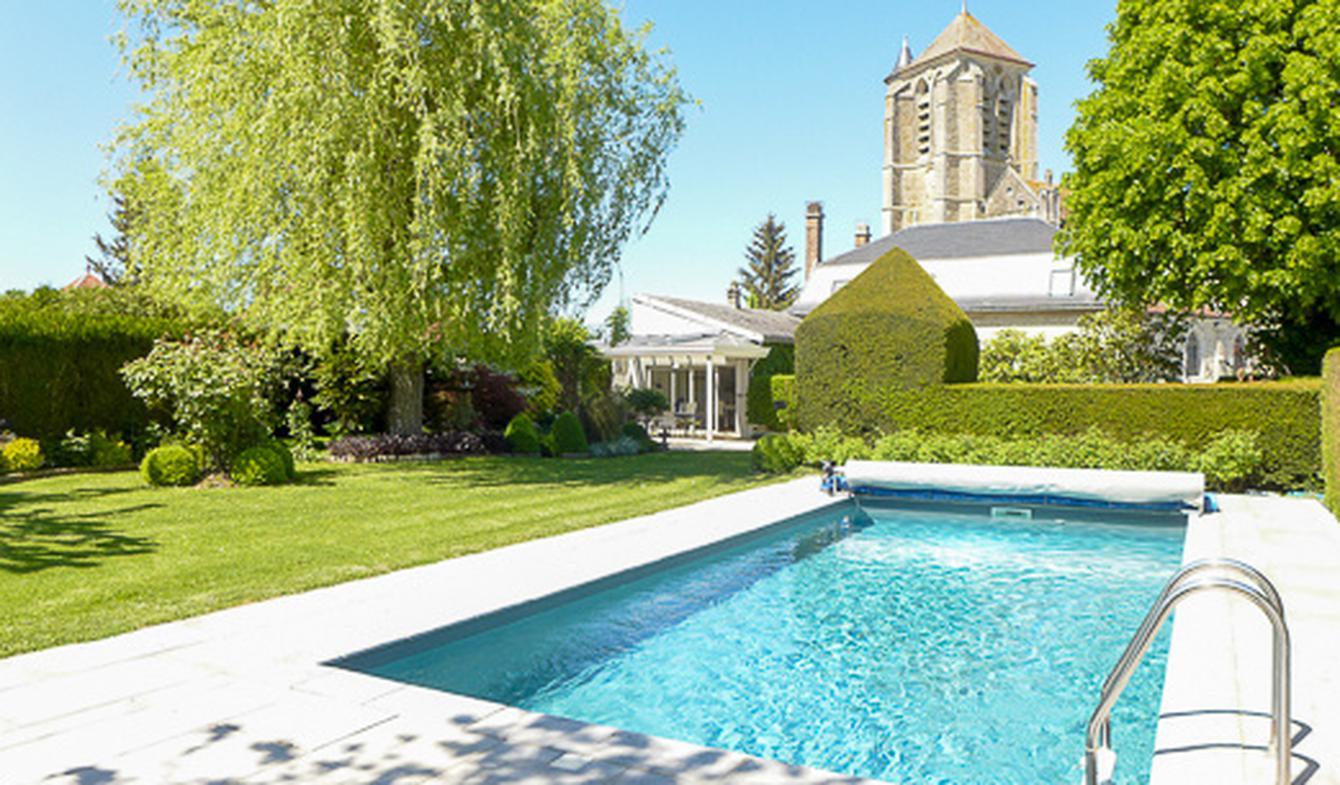 Propriété avec piscine Troyes