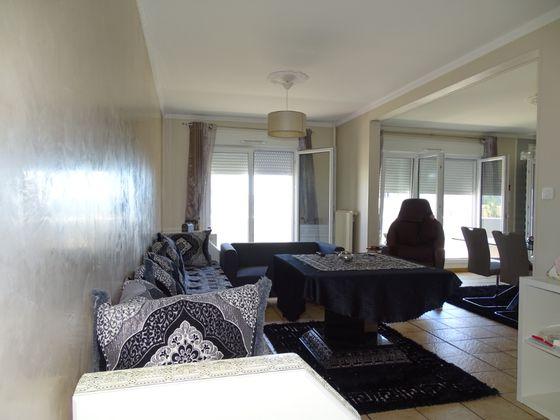 Vente appartement 4 pièces 90,71 m2