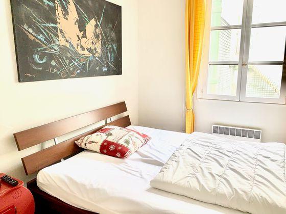 Location appartement meublé 2 pièces 29,67 m2