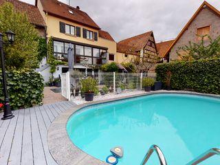 Maison Dambach-la-Ville (67650)