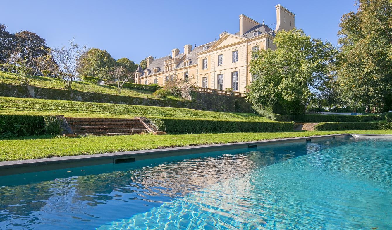 Villa avec piscine Villers-Bocage