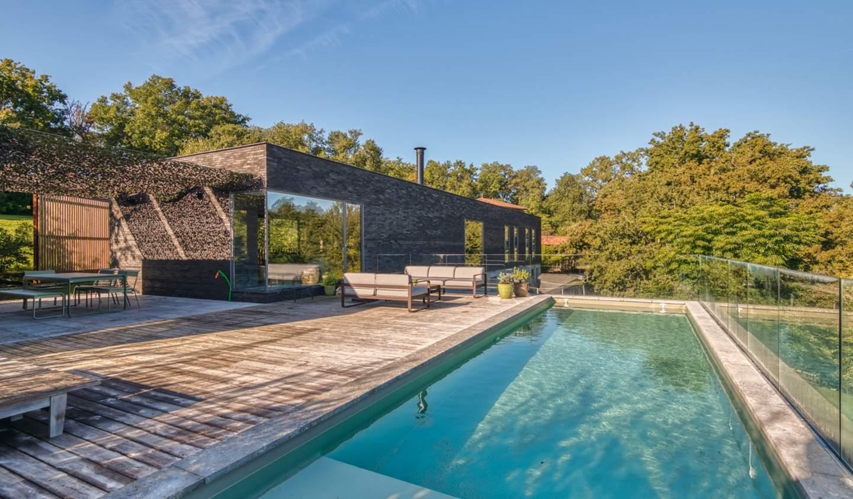 Maison avec piscine et terrasse Lignan-de-Bordeaux