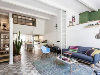 Appartement 4 pièces 160 m2