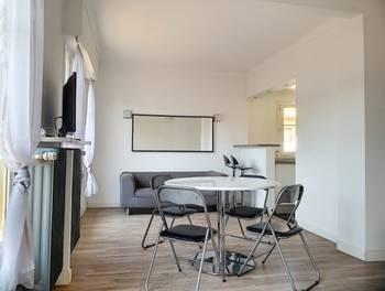 Appartement 2 pièces 49,58 m2