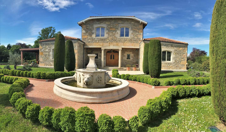 House with terrace Montauban