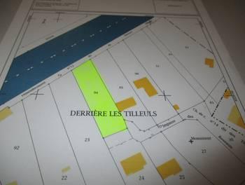 Terrain 1394 m2