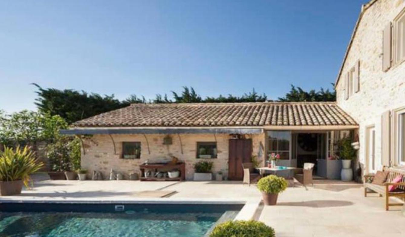 Maison avec piscine La Baume-de-Transit