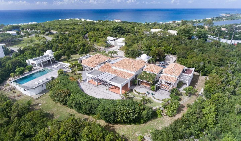 Villa avec piscine Saint-Martin