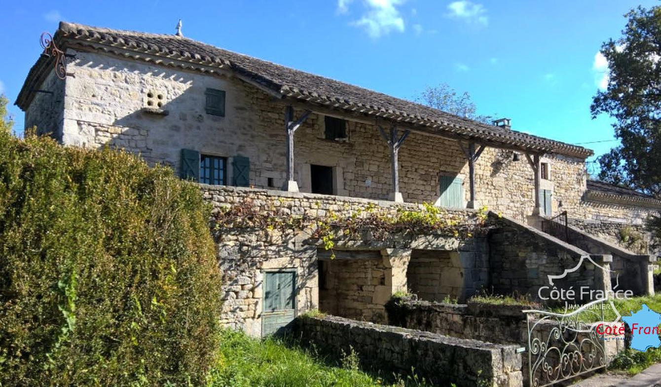 Maison Montdoumerc