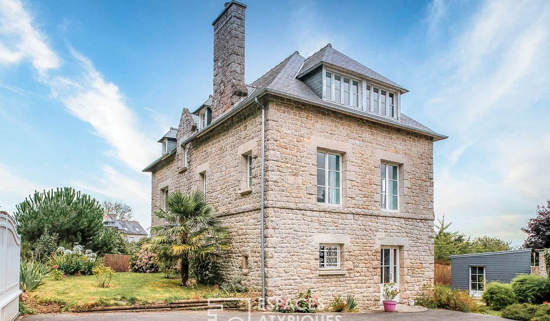 Maison avec piscine et terrasse Dinan