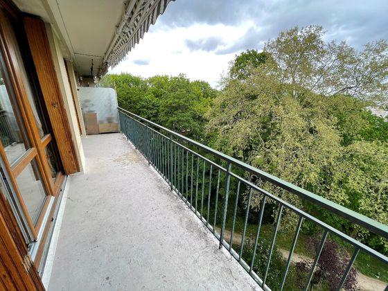 Vente appartement 4 pièces 93,3 m2