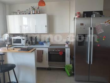 Appartement 4 pièces 62,6 m2