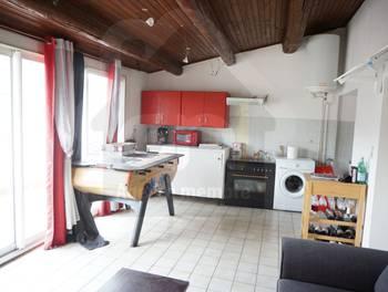 Appartement 2 pièces 44,47 m2