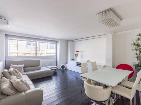 vente Appartement 3 pièces 89,84 m2 Paris 16ème
