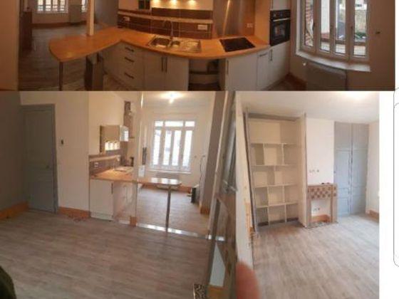Location appartement 3 pièces 83 m2