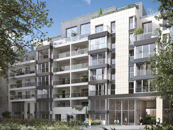 Vente appartement 4 pièces 109,1 m2