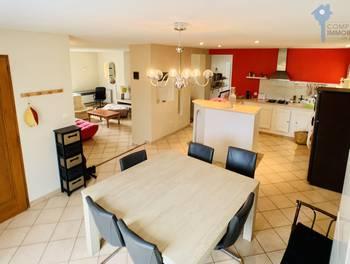 Maison 4 pièces 114 m2