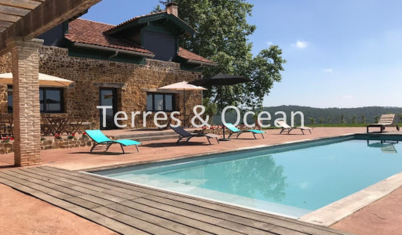 Property with pool La Bastide-Clairence