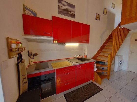Vente maison 3 pièces 59,46 m2