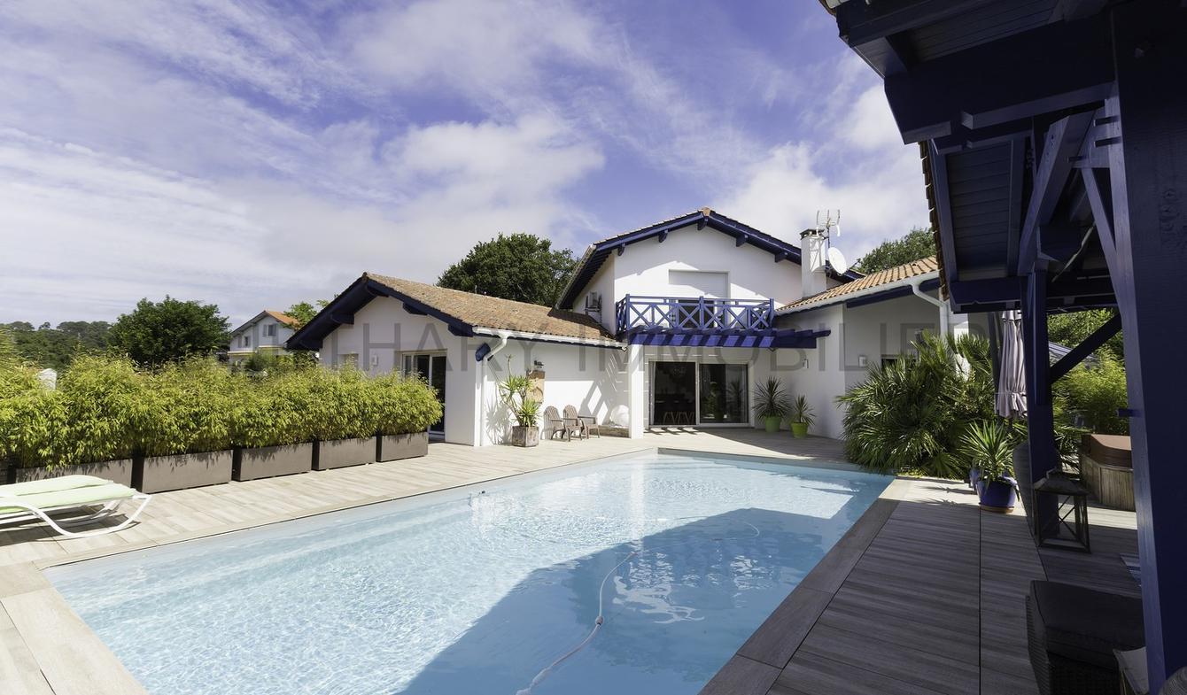 Maison avec piscine Bidart