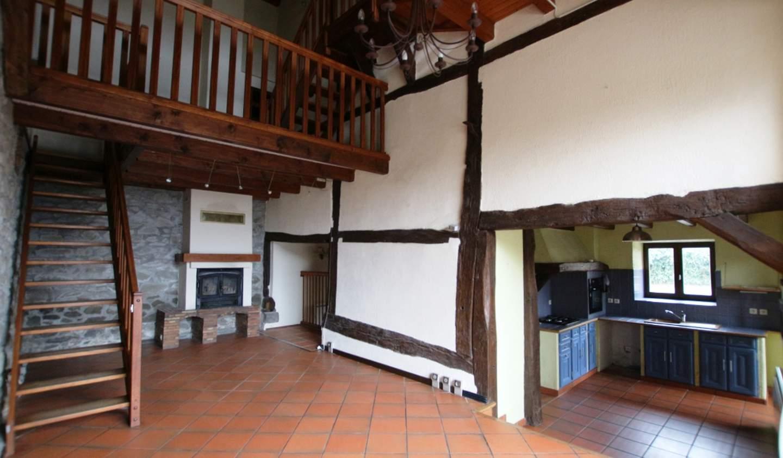 Maison avec terrasse Massongy