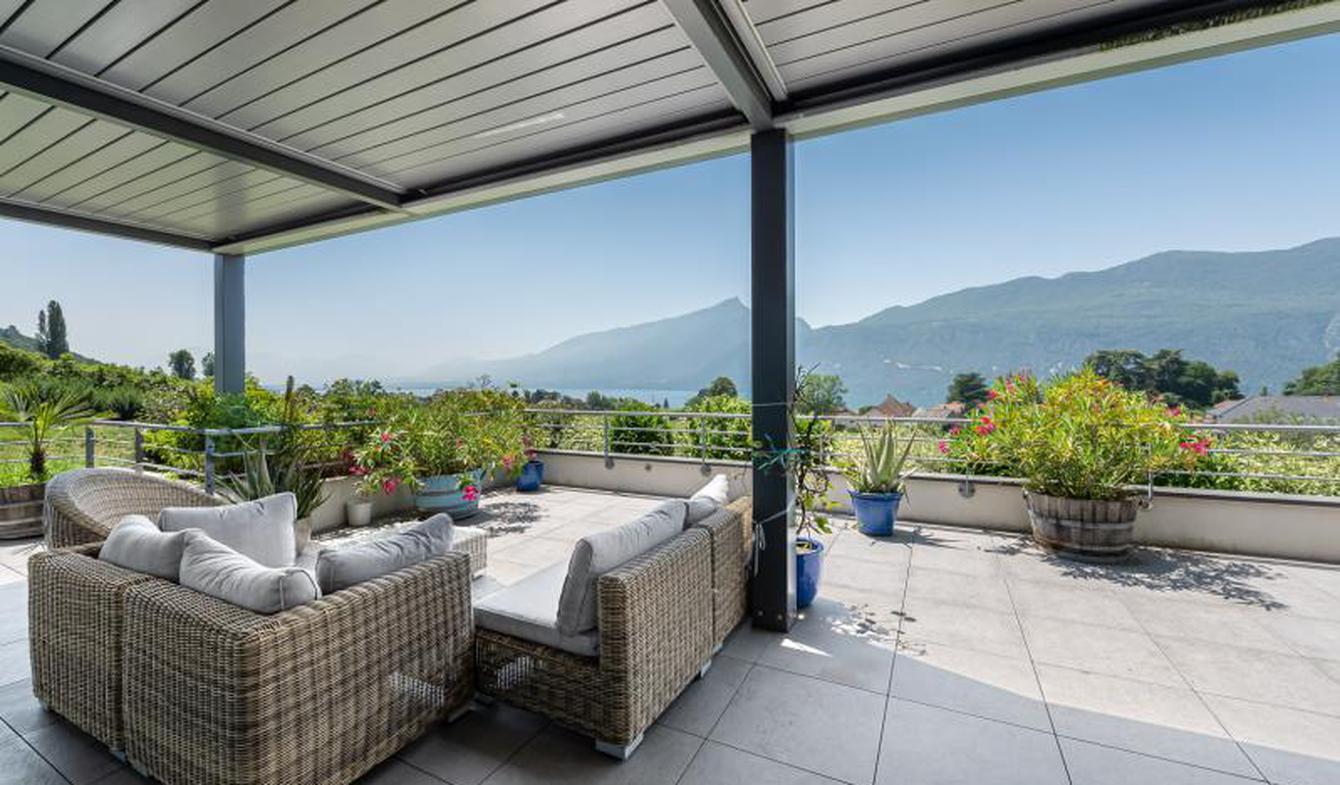 Appartement avec terrasse Brison-Saint-Innocent
