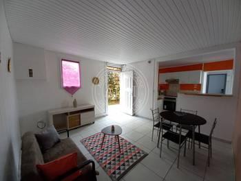 Appartement meublé 2 pièces 41,3 m2