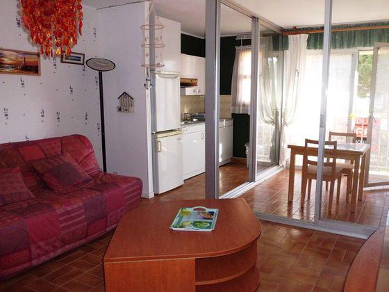 Vente studio 31,43 m2
