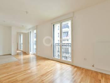 Appartement meublé 2 pièces 47,39 m2