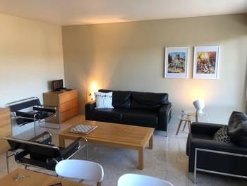 Appartement meublé 2 pièces 46,44 m2