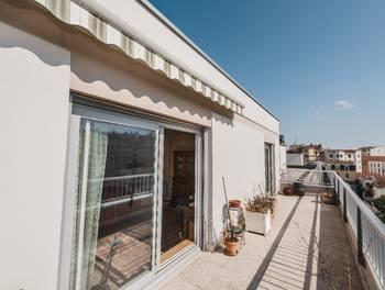 Appartement 3 pièces 65,76 m2