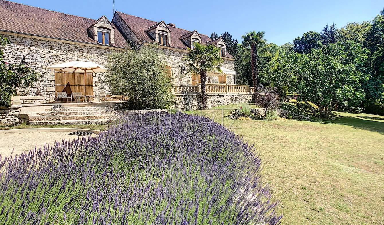 Maison avec terrasse Vétheuil