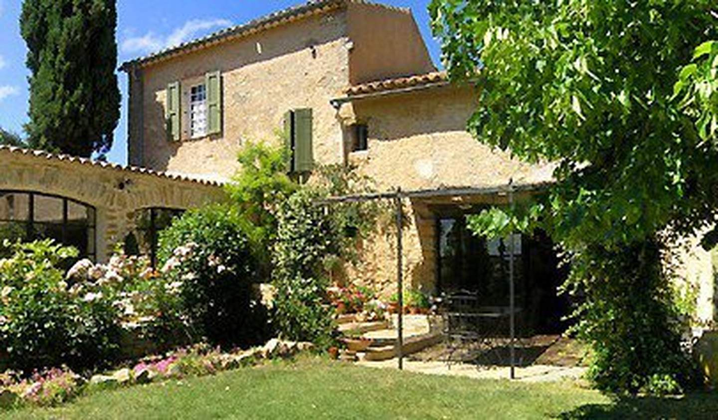 Property with pool and garden Cotignac