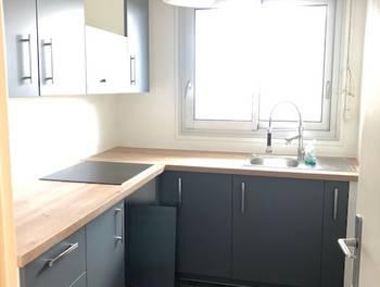 Appartement 2 pièces 46,01 m2