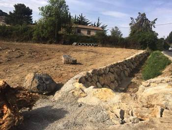 Terrain à bâtir 410 m2
