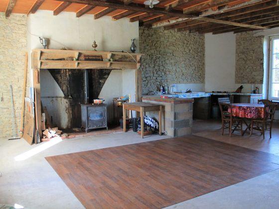 Vente ferme 3 pièces 75 m2