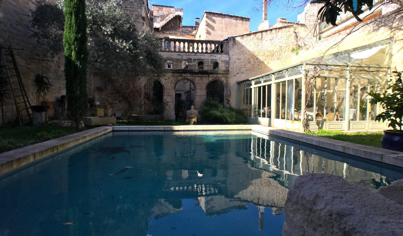 Maison avec piscine Tarascon