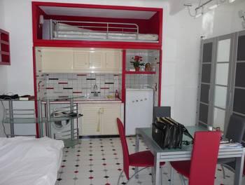 Studio meublé 26,17 m2
