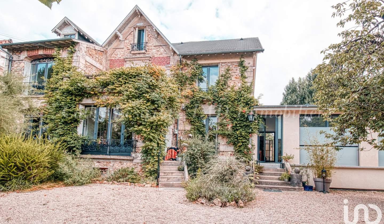Maison avec terrasse Saint-Prix