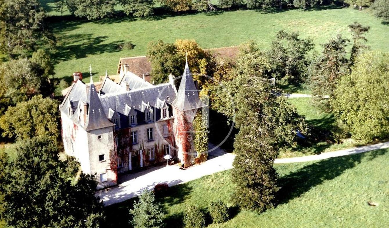 Château Bourbon-l'Archambault