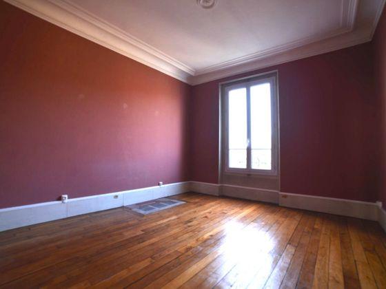 Vente appartement 3 pièces 57,29 m2