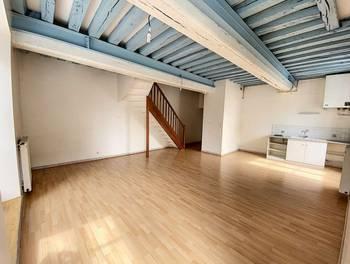 Appartement 3 pièces 65,74 m2
